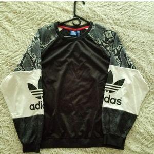 Adidas Bomber Sweatshirt
